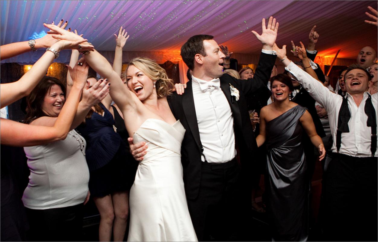 Come coinvolgere gli invitati al tuo Ballo degli Sposi!