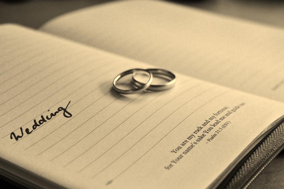 Le promesse di matrimonio. un momento speciale per gli Sposi.